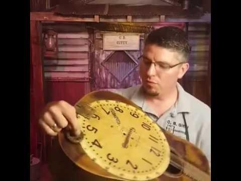 Cigar Box Nation TV: Unveiling the Time Clock Frankenstein Guitar
