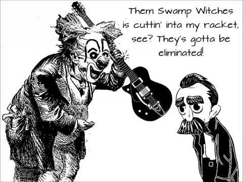 The Swamp Gas Conspiracies