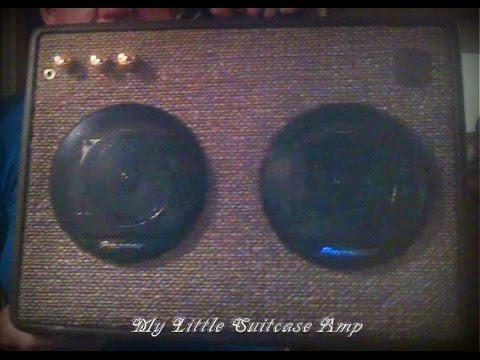 My Little Suitcase Amp Reveiw