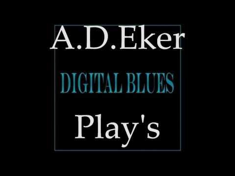 Digital Blues    A D Eker  2016