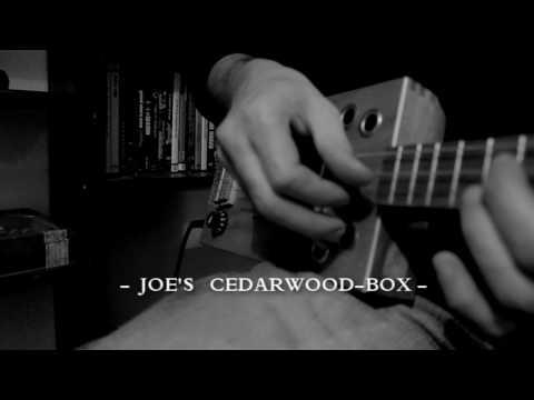 joe's cedarwood box
