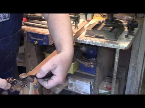 Carving a cigar box guitar neck