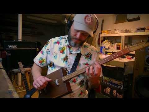 Georgia On My Mind - 3 String CBG Instrumental