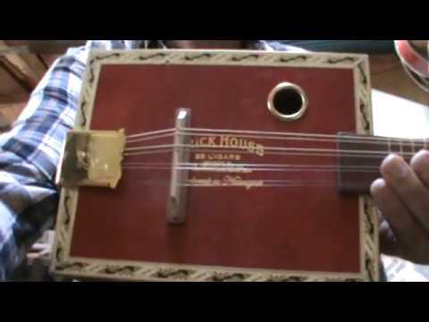 Staten Island Hornpipe on Cigar Box Mandolin