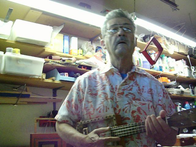 C.B.Gitty Concert Ukulele Parts Pack PETE1 Banjo