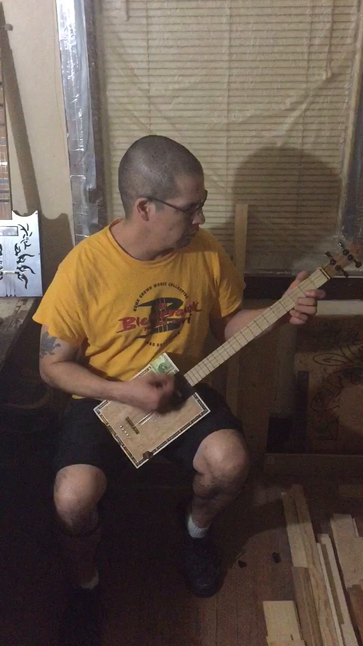 Four String Punch