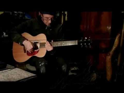 Winter Slide By Gary Knight (Recording King RO-10)