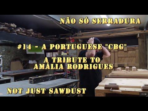 "#14 A Portuguese ""CBG"" called Amália"