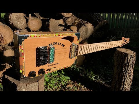 Punch Box 6 String and Victory Pickups Test Drive