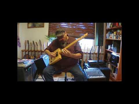 Backslider Guitars Lance Whitecalf 1