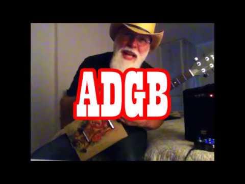 Harley Benton BCB chords&Licks cigarbox TUTORIAL 2018 mp4