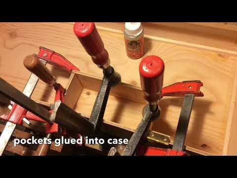 how I built a plywood case for my ukulele
