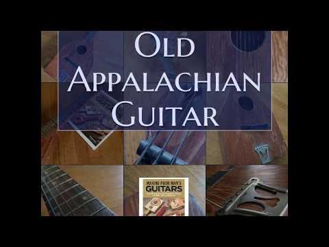 Homemade Appalachian Guitar