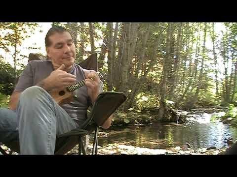 Be Kind to the Animals (Darryl Rhoades) Song on Sopranino (baby soprano) Ukulele Pocket Uke
