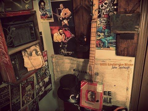 Cigar Box Guitar Music -  Southeast Missouri Blues by John Seabaugh
