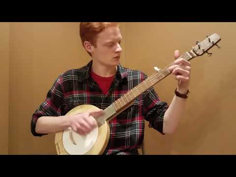 Carver Banjo Kit with a C.Baron Neck (Part 1)
