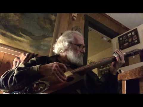 74 Year Rocking Chair Blues