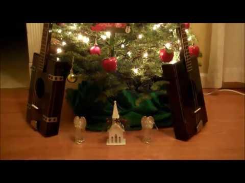 Christmas Cigar Box Guitars - Dec 1st 2018 -
