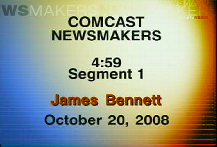 newsmakers10202008