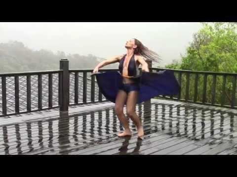 """Dancing with the nature"" Nina Dipla Taipei presentation"