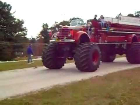1937 Monster Fire Truck