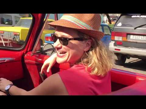 1955 Chevy Bel Air by Susan Werner (from An American in Havana - September 15, 2017)