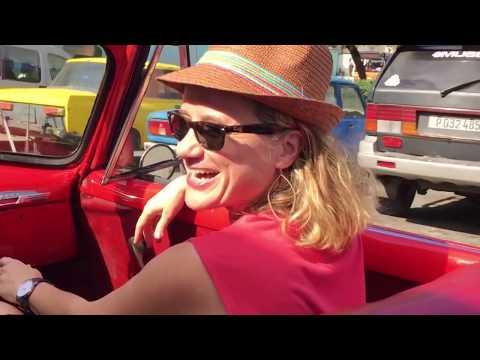 1955 Chevy Bel Air by Susan Werner (from An American in Havana - September 15, 2017)