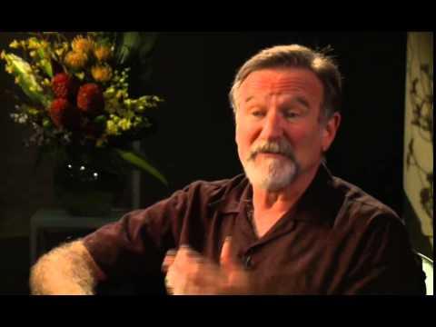Robin Williams - Raw Interview