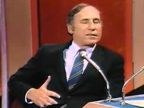 Mel Brooks Dick Cavett 1970 Part 1