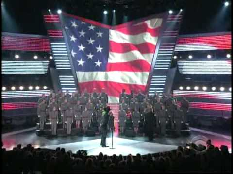 Trace Adkins and the West Point Glee Club