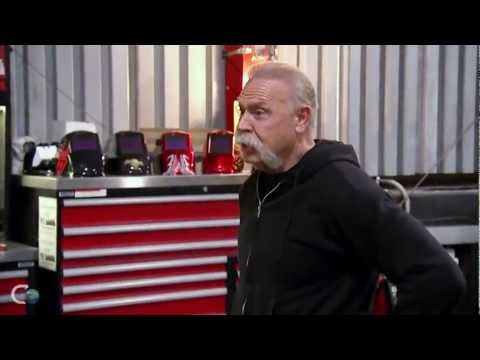 American chopper VS Spanish Mekaniks