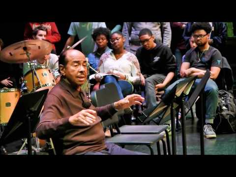 Mayerson Master Artists Series - Benny Golson @ SCPA, Jan. 31 2017