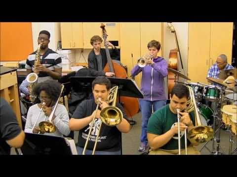 Jazz Alive | Mayerson Master Artists Series @ SCPA