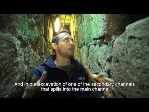 Evidence of the Last Battle of Jerusalem