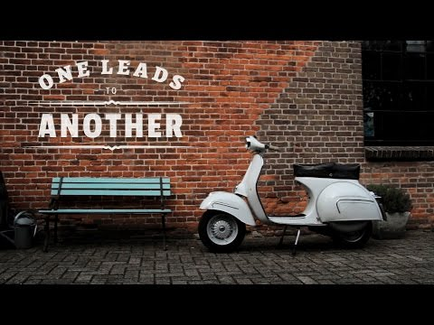 One Vespa Leads To Another (Video van Vespa verzamelaar Peter Maas)