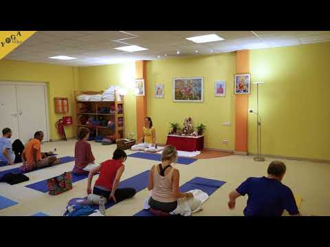 Chakra Concentration - Yoga Class with Kaivalya