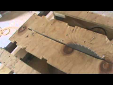 Parallel Saw       Patent Pending