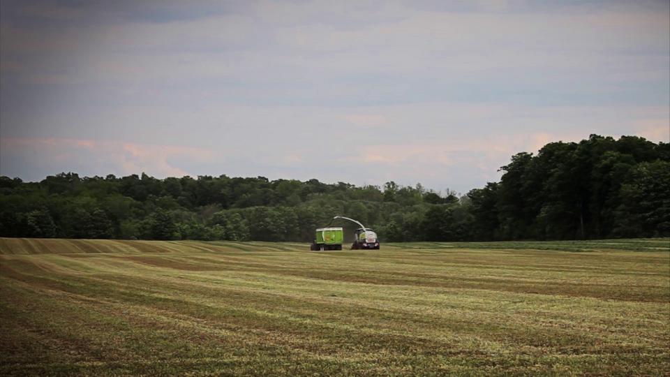 Farming in Huron County