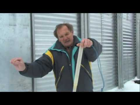 Wheat School - How to Check For Bugs in Your Grain Bin - Helmut Spieser