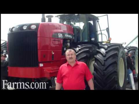 575 HP Versatile Tractor