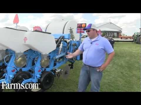 The Monosem Twin Row Corn Planter: Brian Sieker Presents How To Increase Corn Yields.