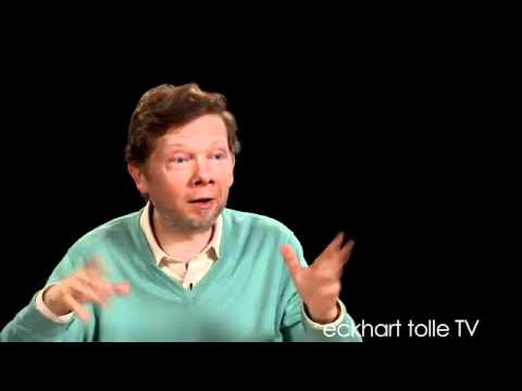 Eckhart Tolle : Ego vs A Healthy Self Esteem