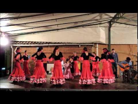 2014 LA CALERA ALÍA CÁCERES Aire Flamenco y Cerrado por Vacaciones de ALÍA Nº2