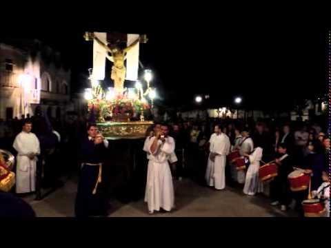 PROCESIÓN  DEL CRISTO DE LA MISERICORDIA 17 4 2014 Nº2