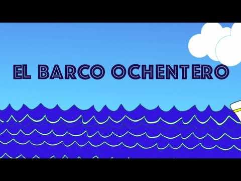 Crucero Barco Ochentero 2018
