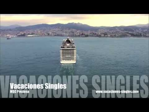 Cruceros para Singles en MSC Preziosa