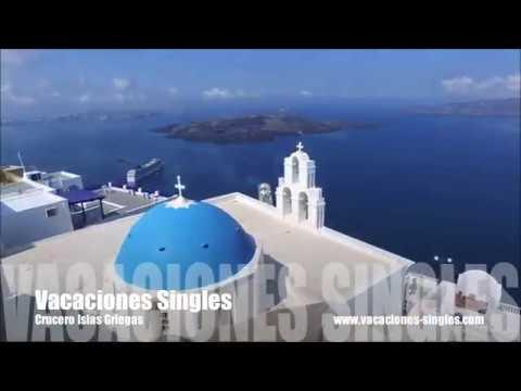 Cruceros Islas Griegas Vacaciones Singles 2020