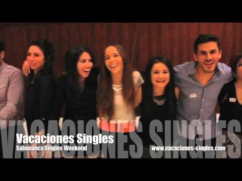 Salamanca Singles Weekend XV edición