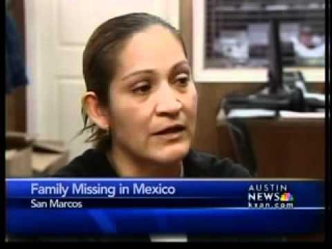 FBI: San Marcos men missing in Mexico