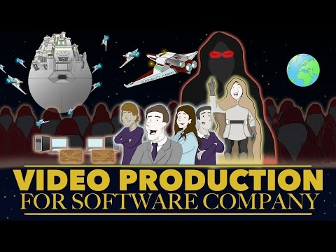 Video production of security software | Video production company Swindon